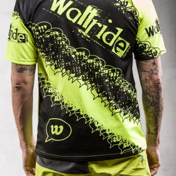 Camiseta Enduro Wallride