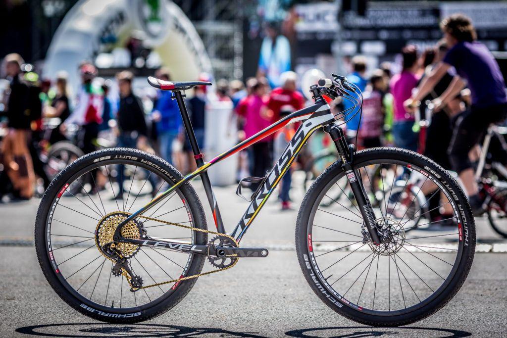Kross Bikes B+ wallride