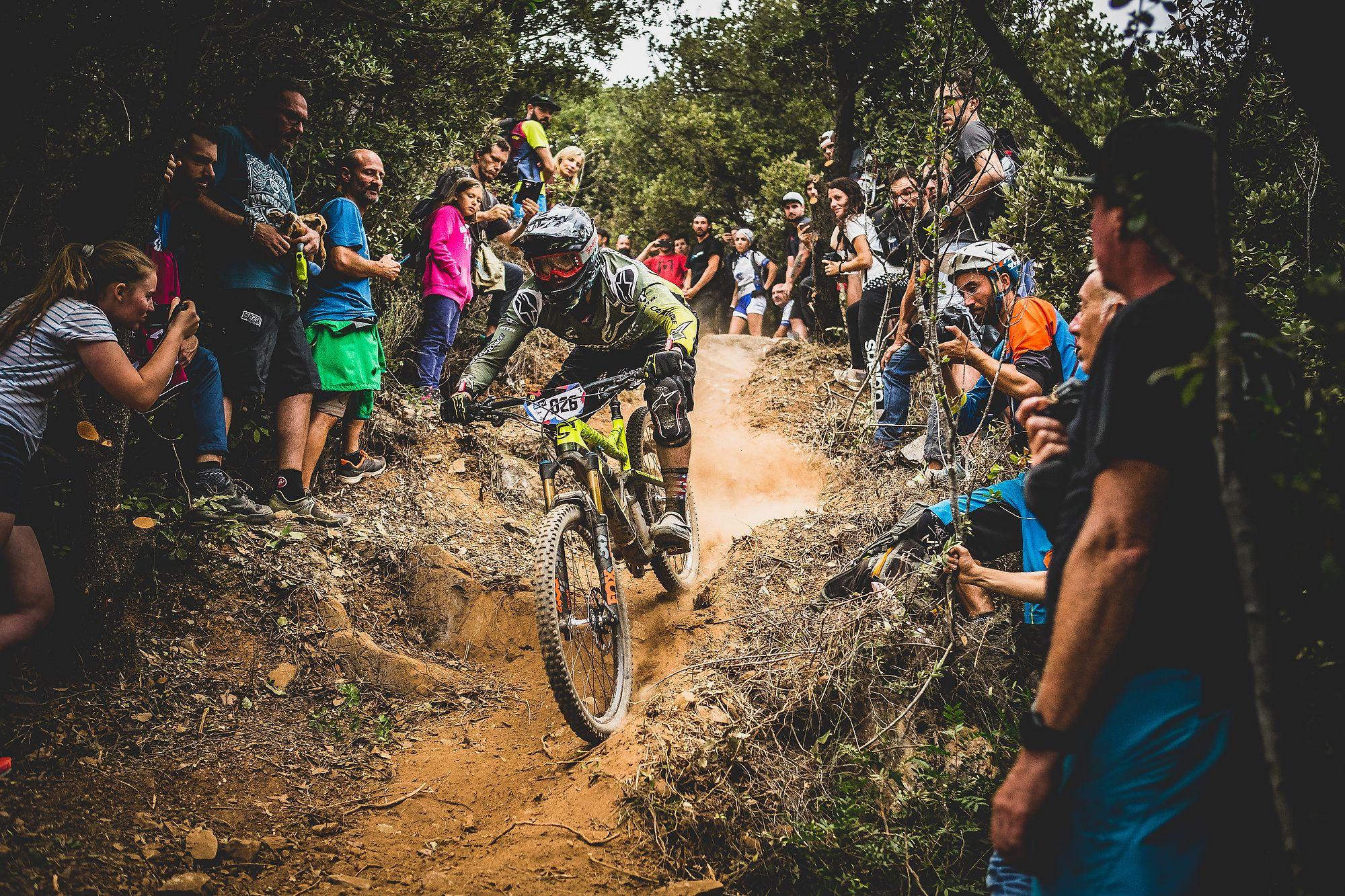 Marco Osborne Cannodale Enduro Team 2018