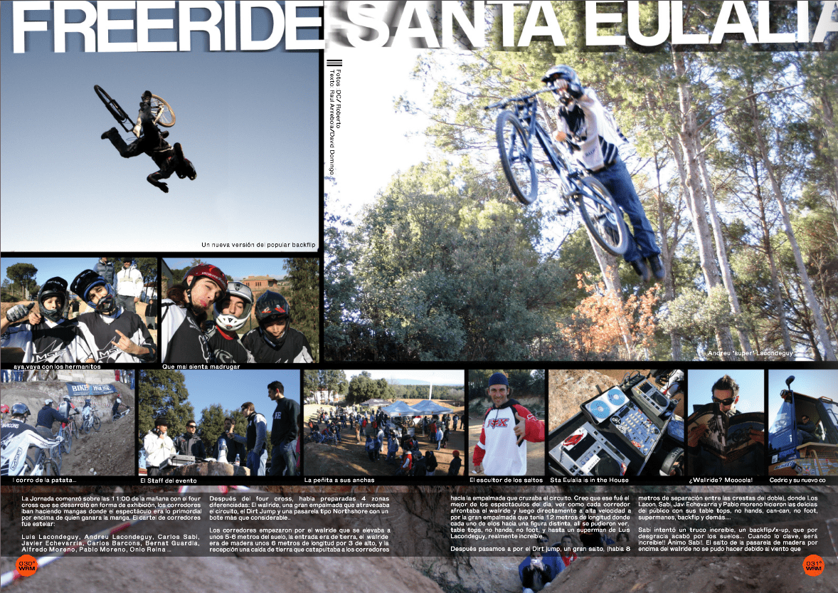 Revista Wallride Magazine 4