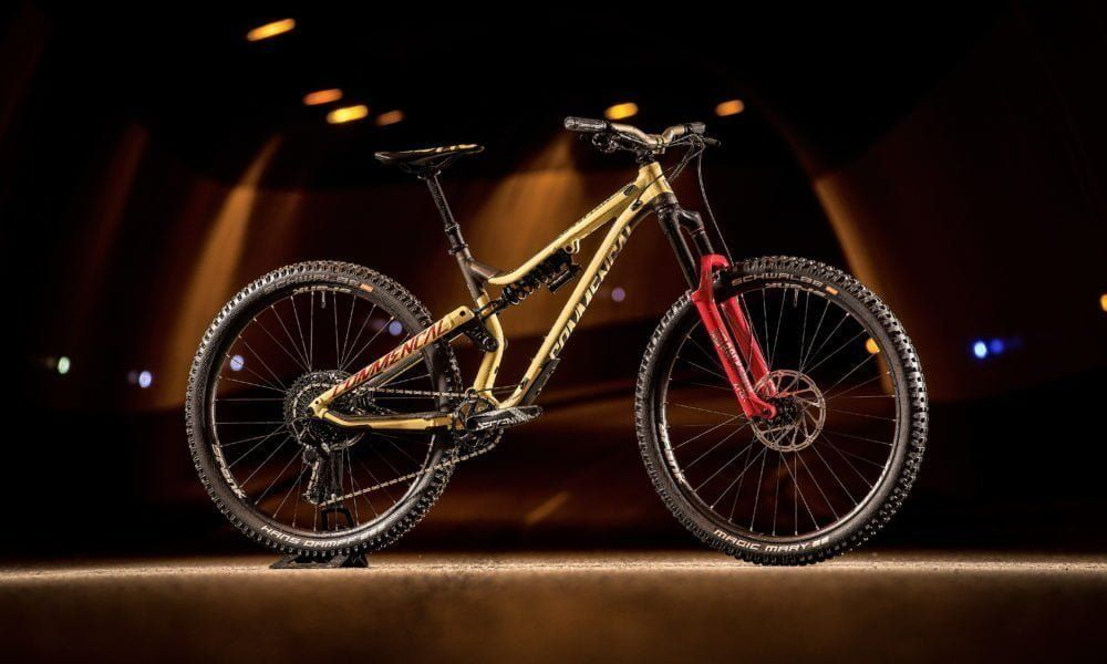 COMMENCAL 2018 - New META AM 29