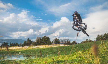 David Cachon Bunny Hop Bike Academy
