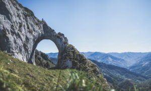 escalada ebike David Cachon asturias