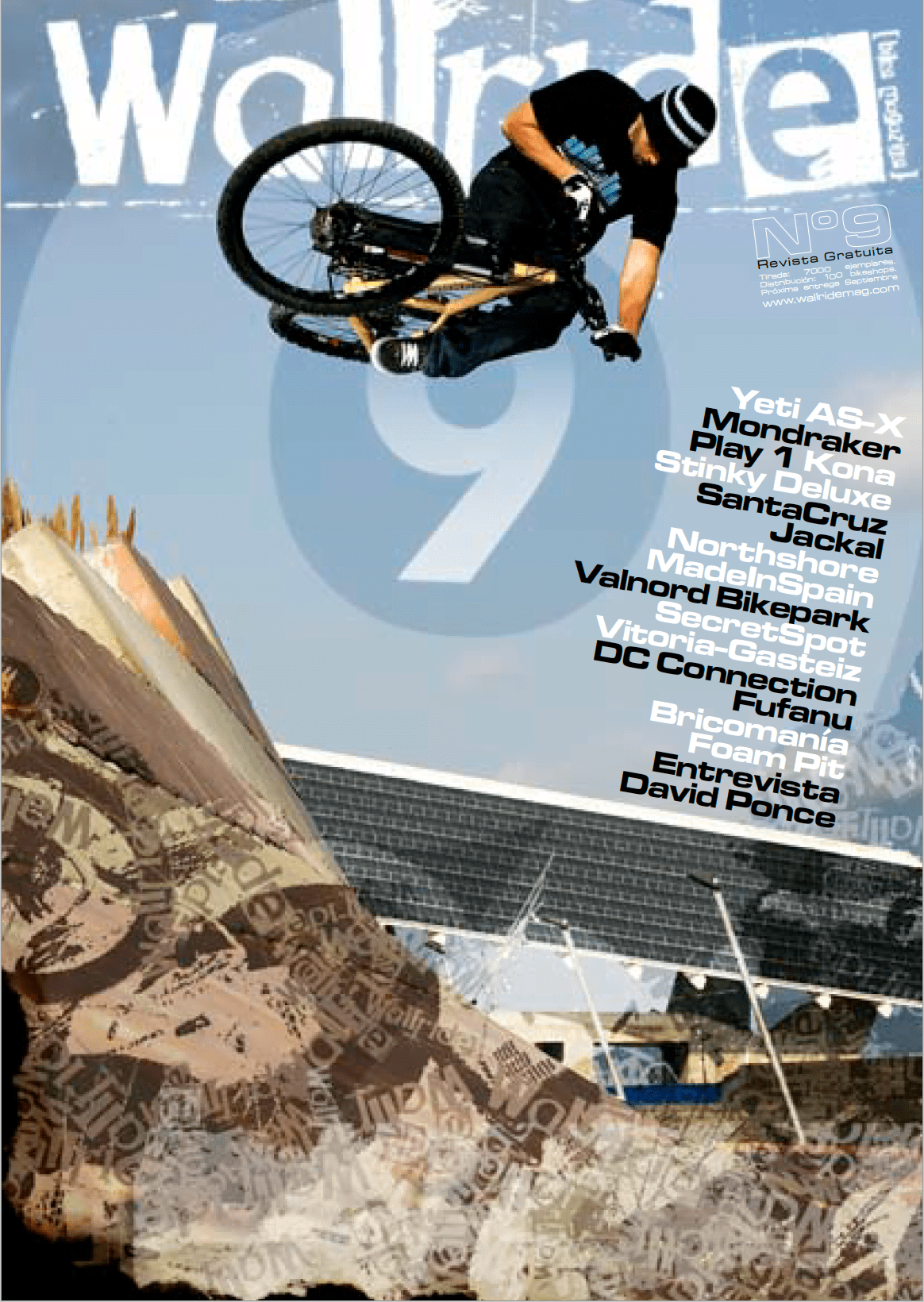Wallride Magazine 9