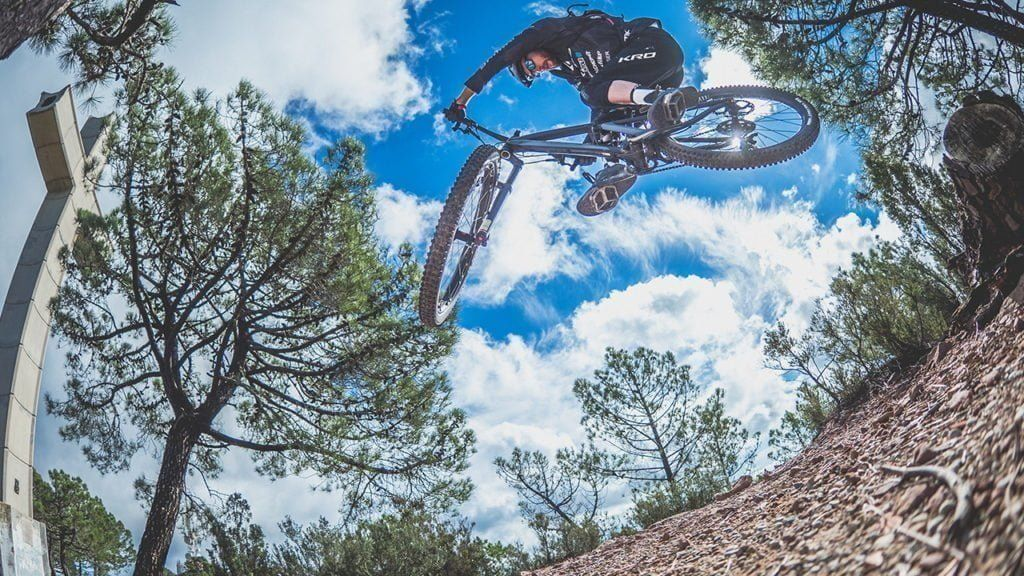 David Cachon Cabanes 100K Castellon Mountain Bike