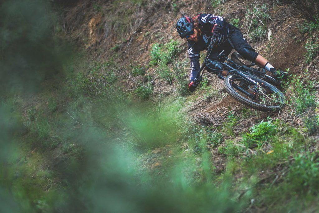 David Cachon Cabanes 100K Castellon Mountain Bike