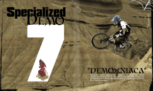 Wallride 11 Specialized Demo 7