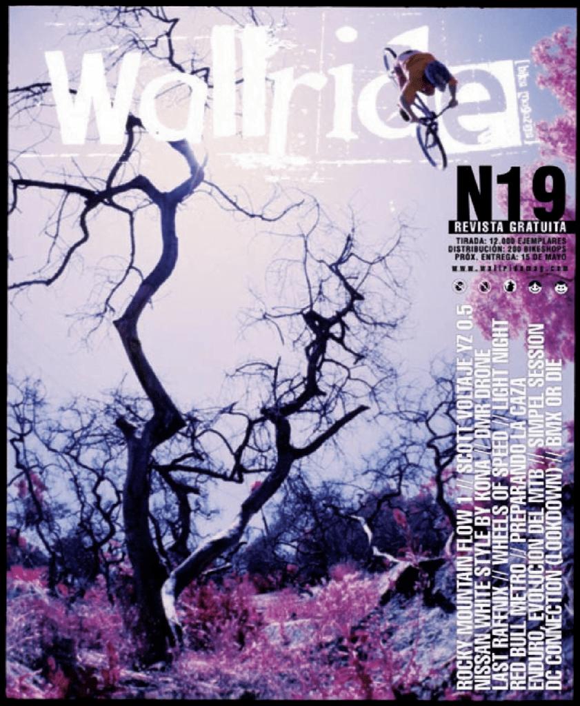 Revista Wallride Magazine 19