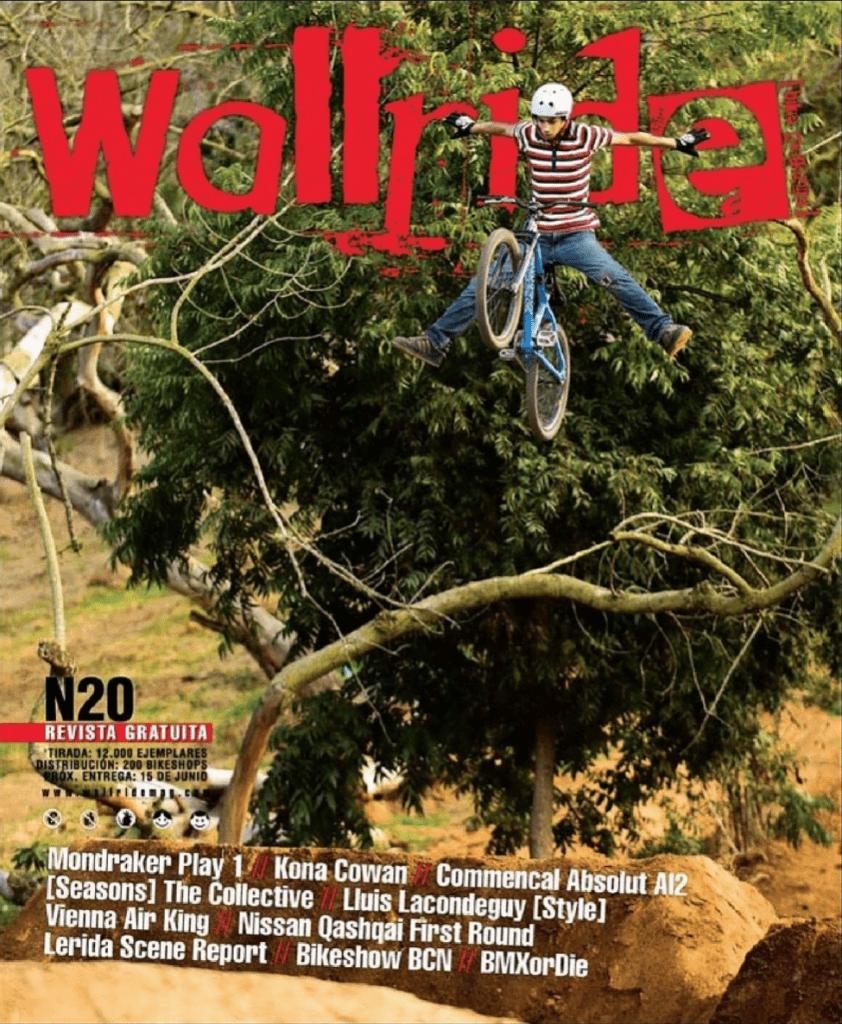 Revista Wallride Magazine 20