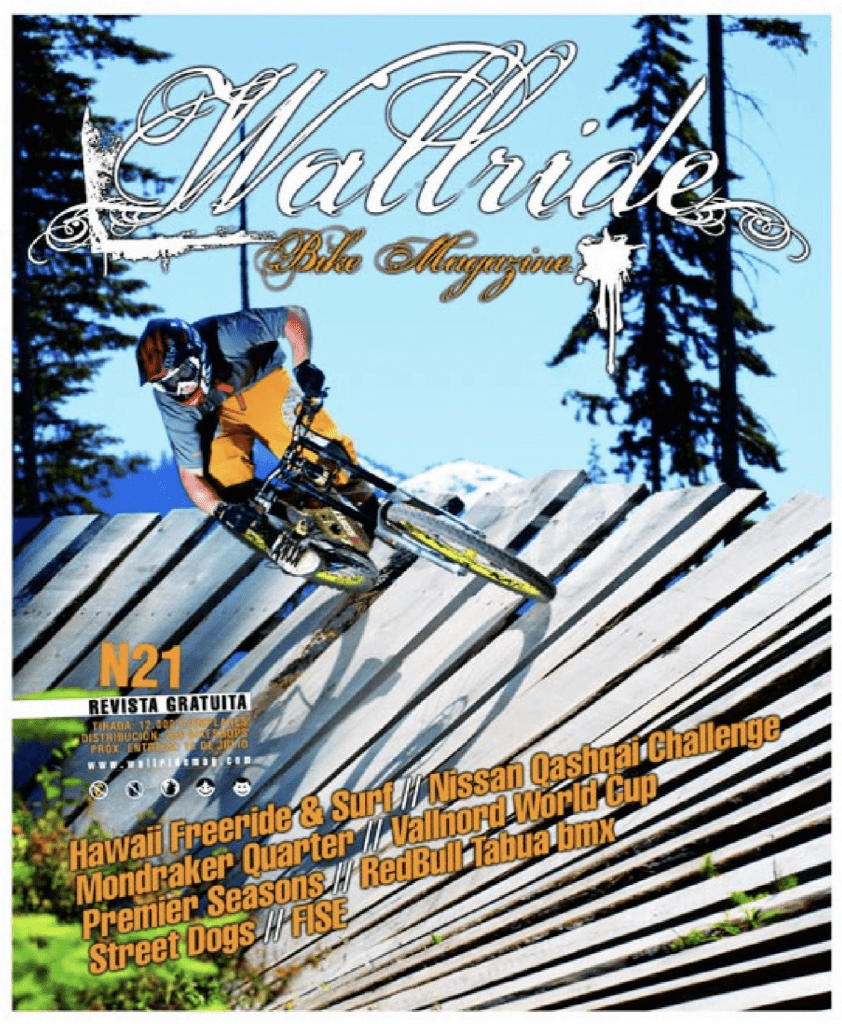 Revista Wallride Magazine 21