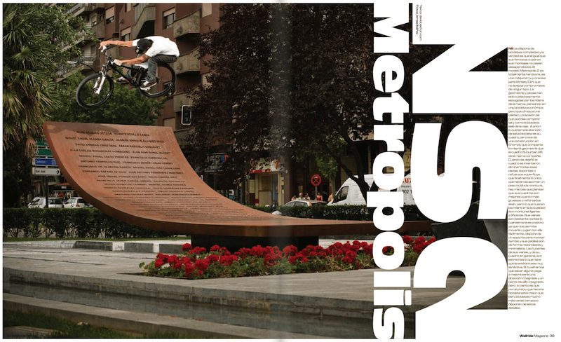 Revista Wallride Magazine 22