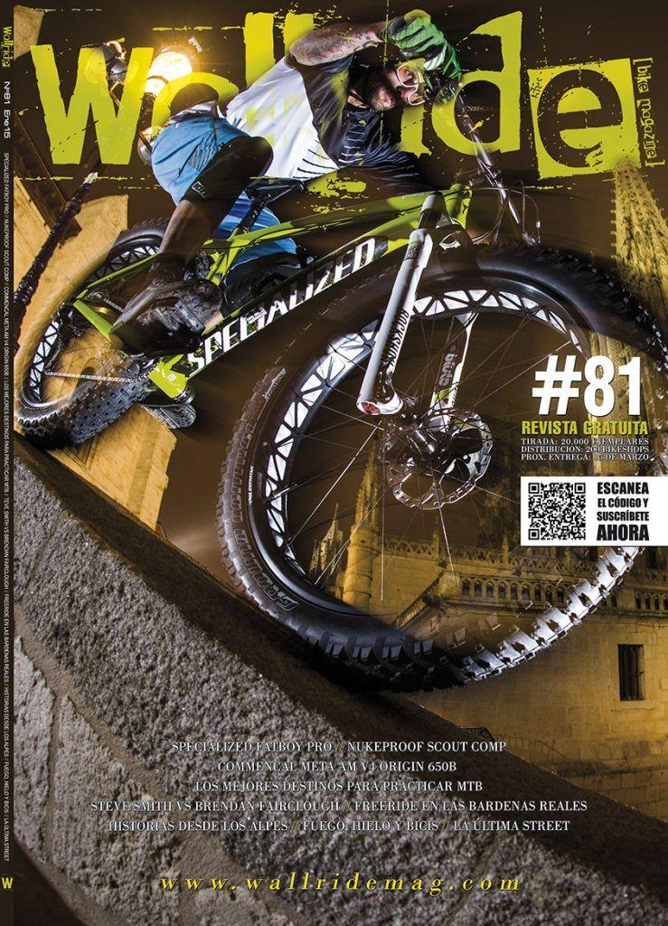 Wallride 81 revista MTB
