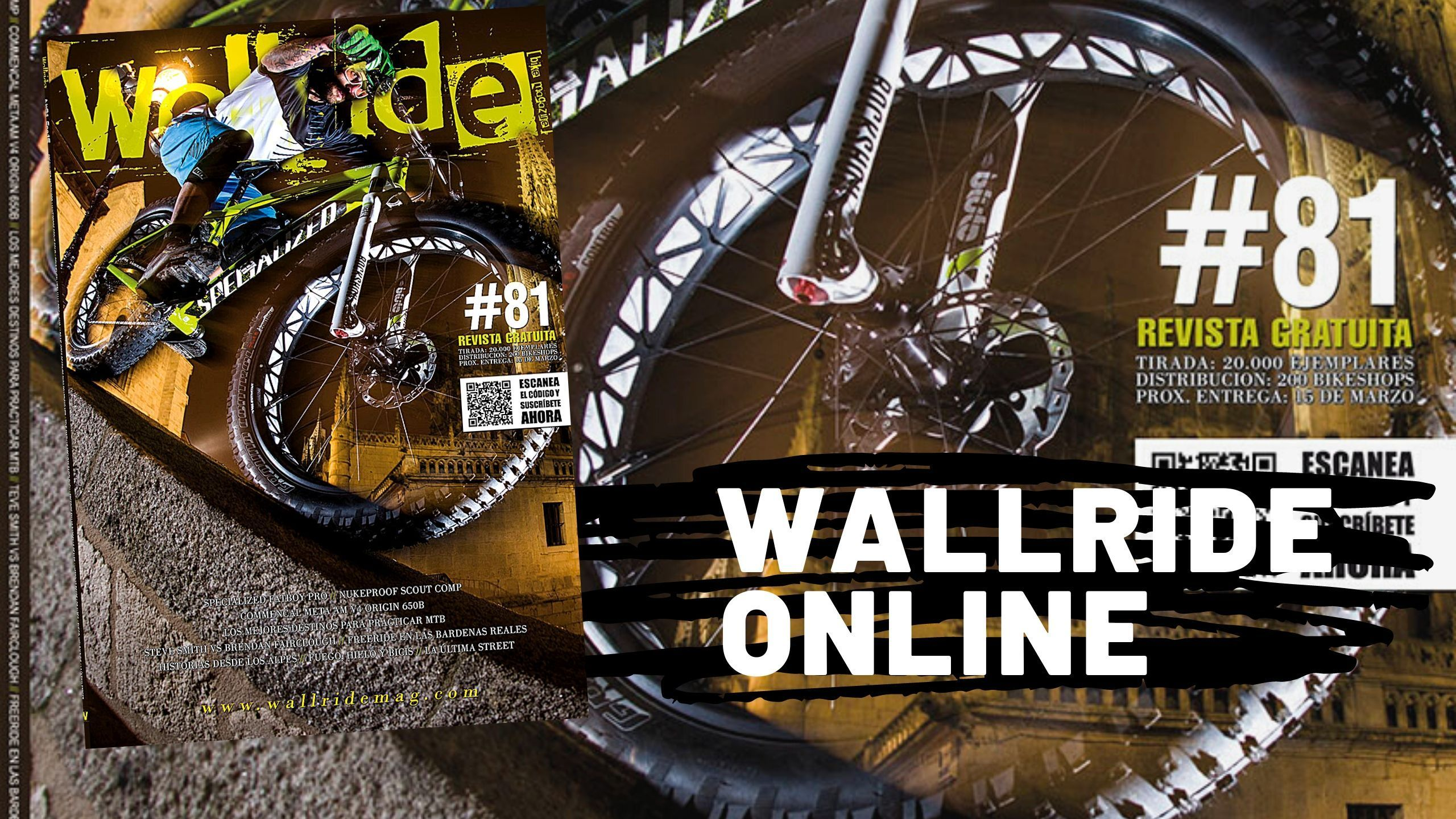 Revista Wallride 81