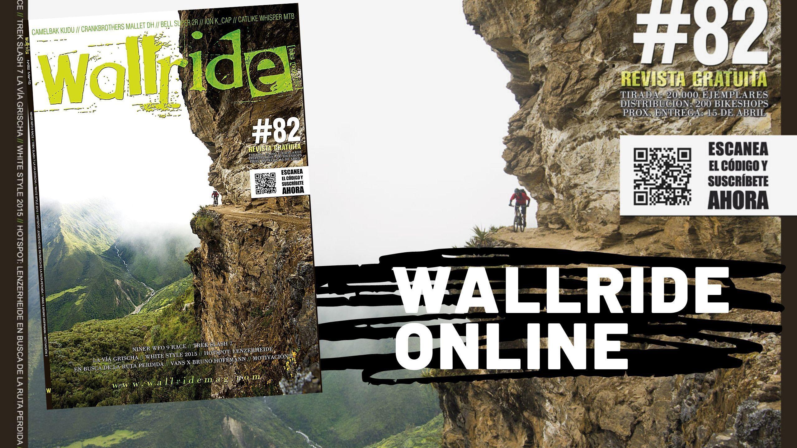 Wallride 82