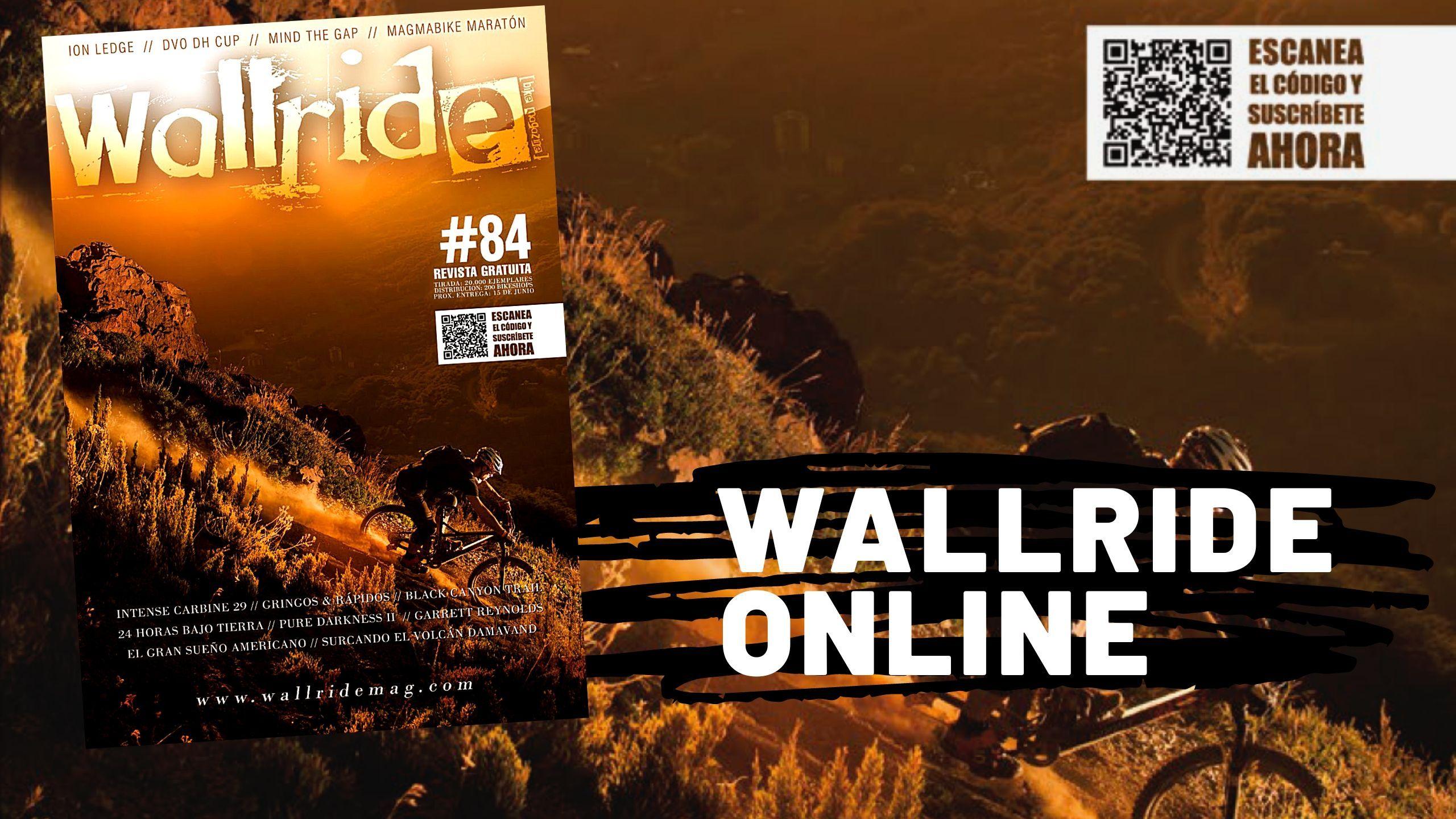 Wallride 84