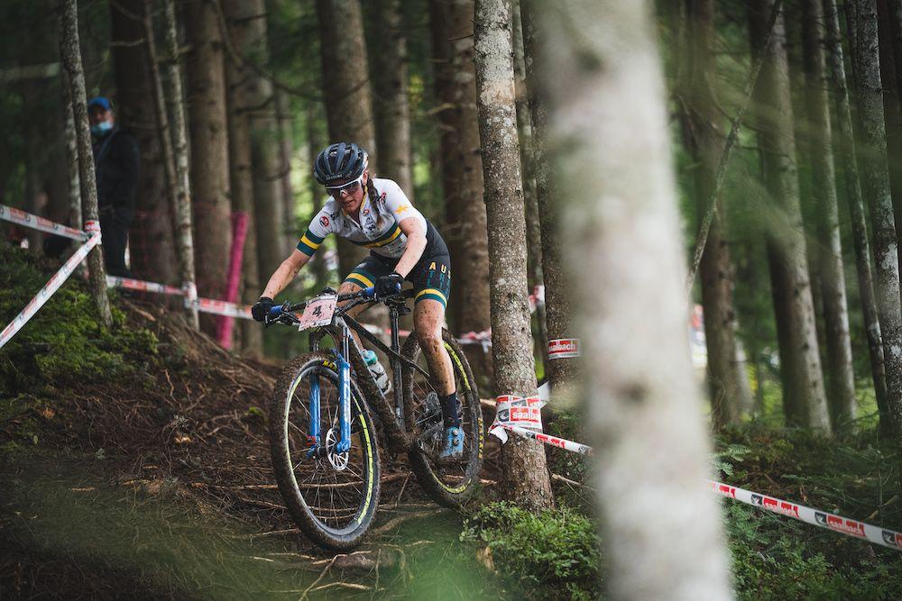 Rebecca McConnell - MEDALLA DE BRONCE UCI WORLD CHAMPIONSHIPS 2020