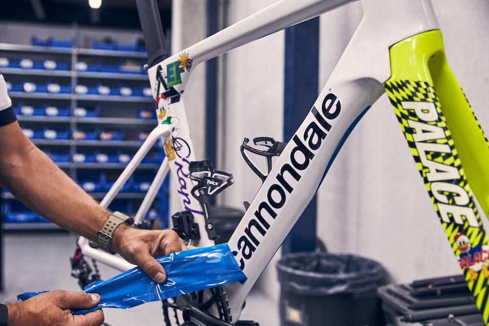 Cannondale Rapha Giro
