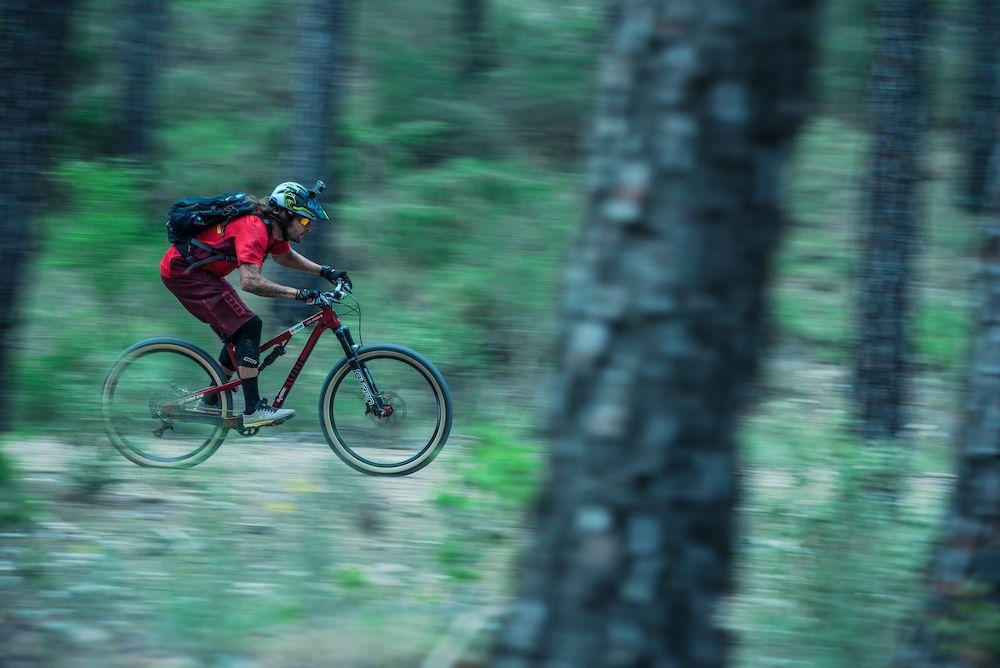 David Cachon Murcia Mountain bike