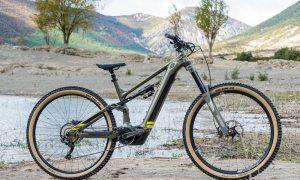 Bikecheck: La Cannondale Moterra de David Cachon