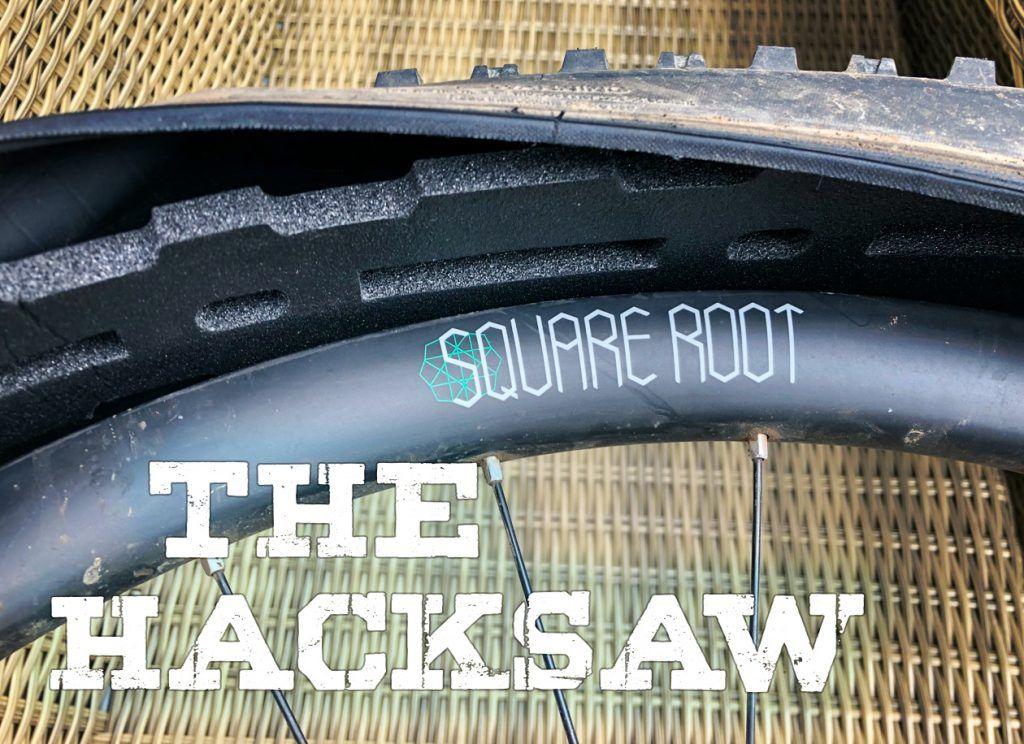 Ruedas de carbono Square Root