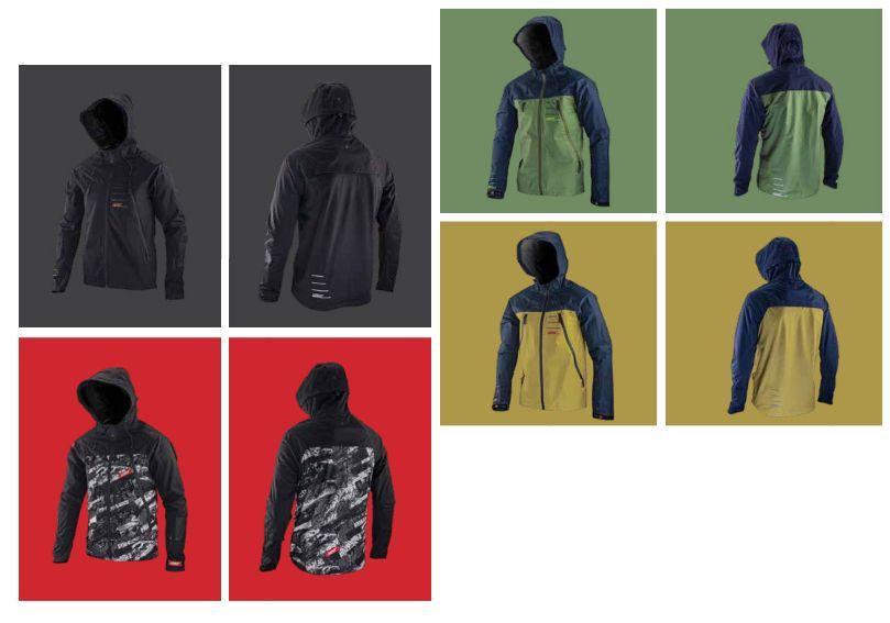Leatt 2021 chaquetas