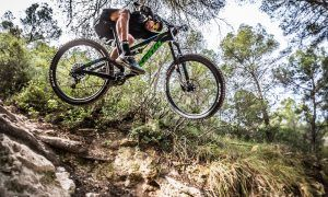 Test Kona Process 153 enduro