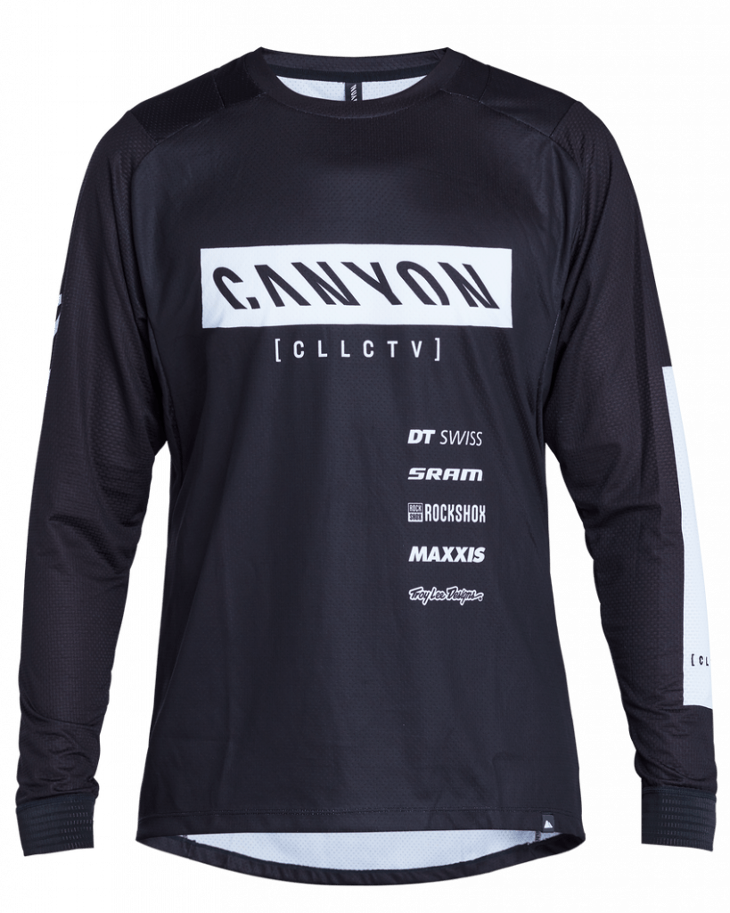 Canyon CLLCTV Long Sleeve Jersey