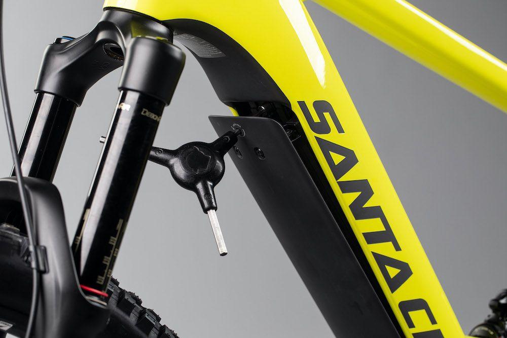 SANTA CRUZ HECKLER V8 EP80014