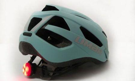 + Seguridad, cascos Limar con luz LED integrada