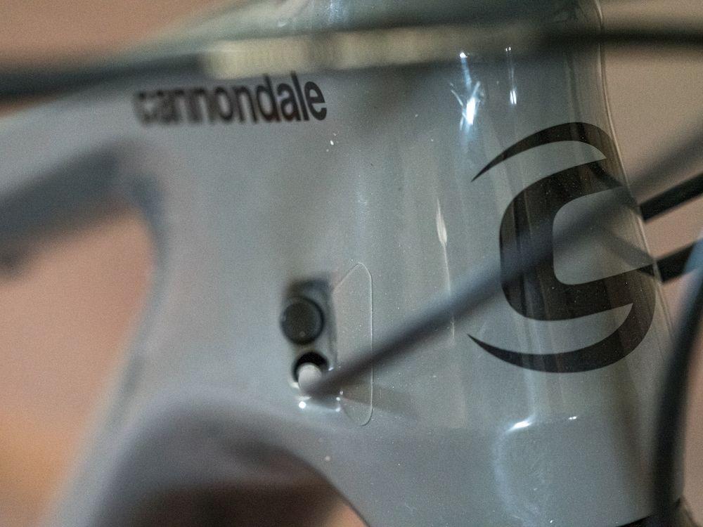 Cannondale Scalpel Carbon SE 1 David Cachon Wallride