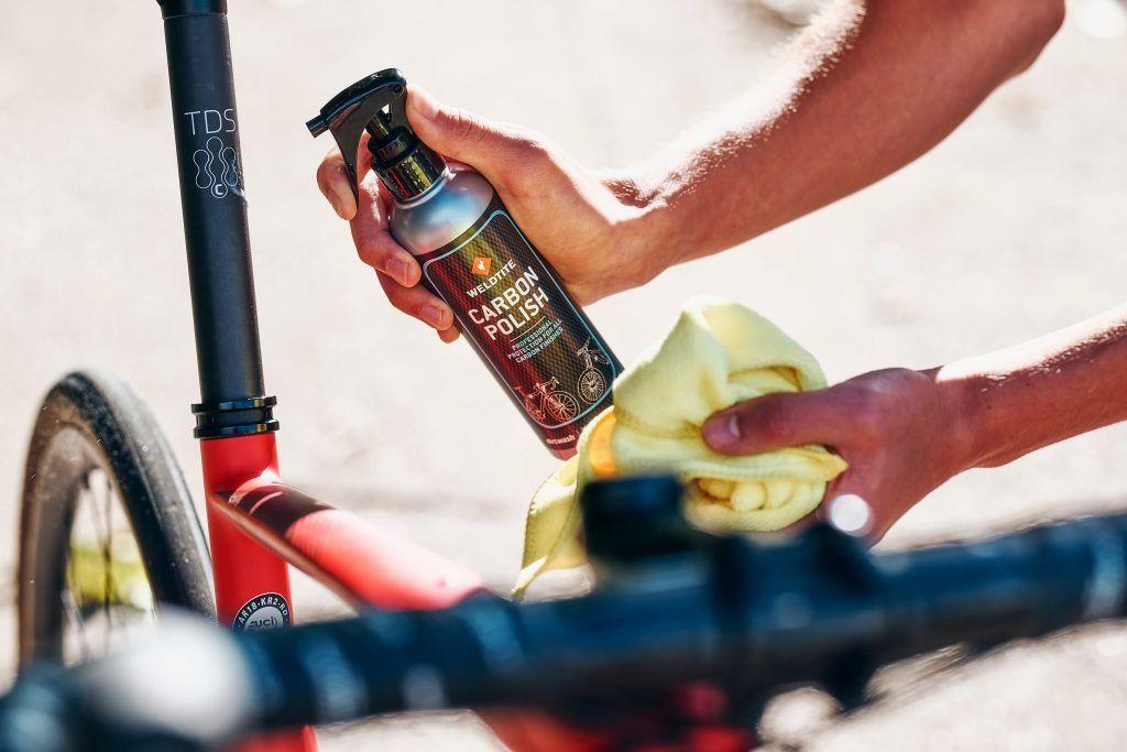 Weldtite, el lubricante de los ciclistas profesionales
