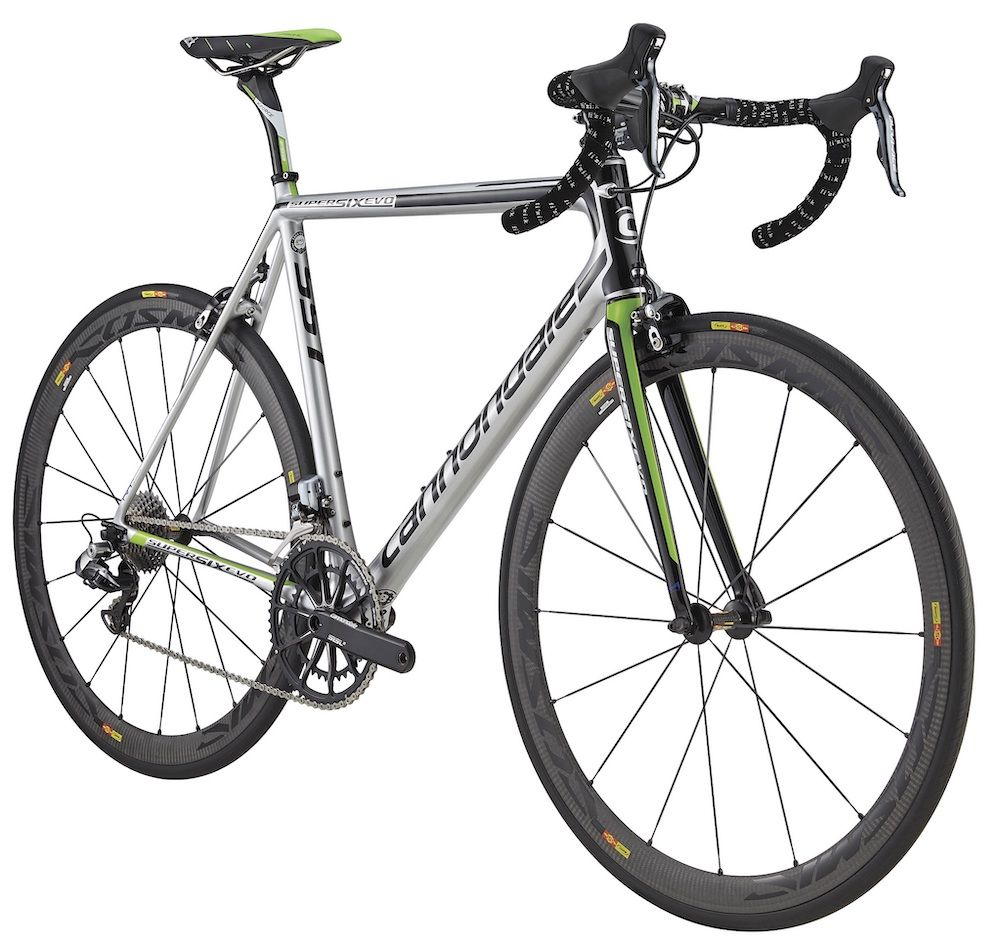 2016 Cannondale Pro Cycling team Bike