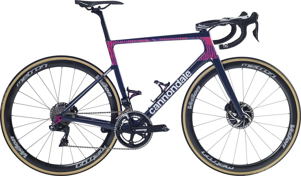 2020 EF Pro Cycling Team Bike
