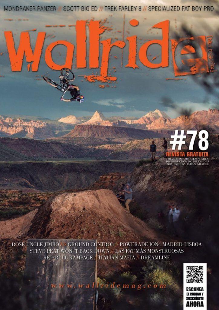 Wallride Magazine 78