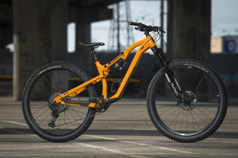 Patrol Mountain 691 – David Cachon Bike Check