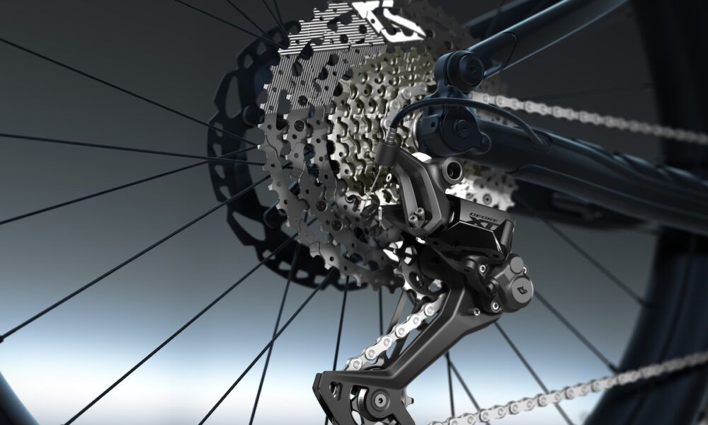 E-Bike: Tecnología SHIMANO LINKGLIDE, 3 veces más duradero