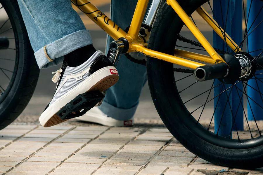 Vans y Federal Bikes BMX 1