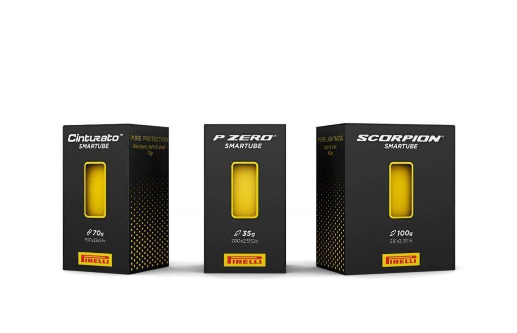Pirelli SmarTUBE, las cámaras inteligentes