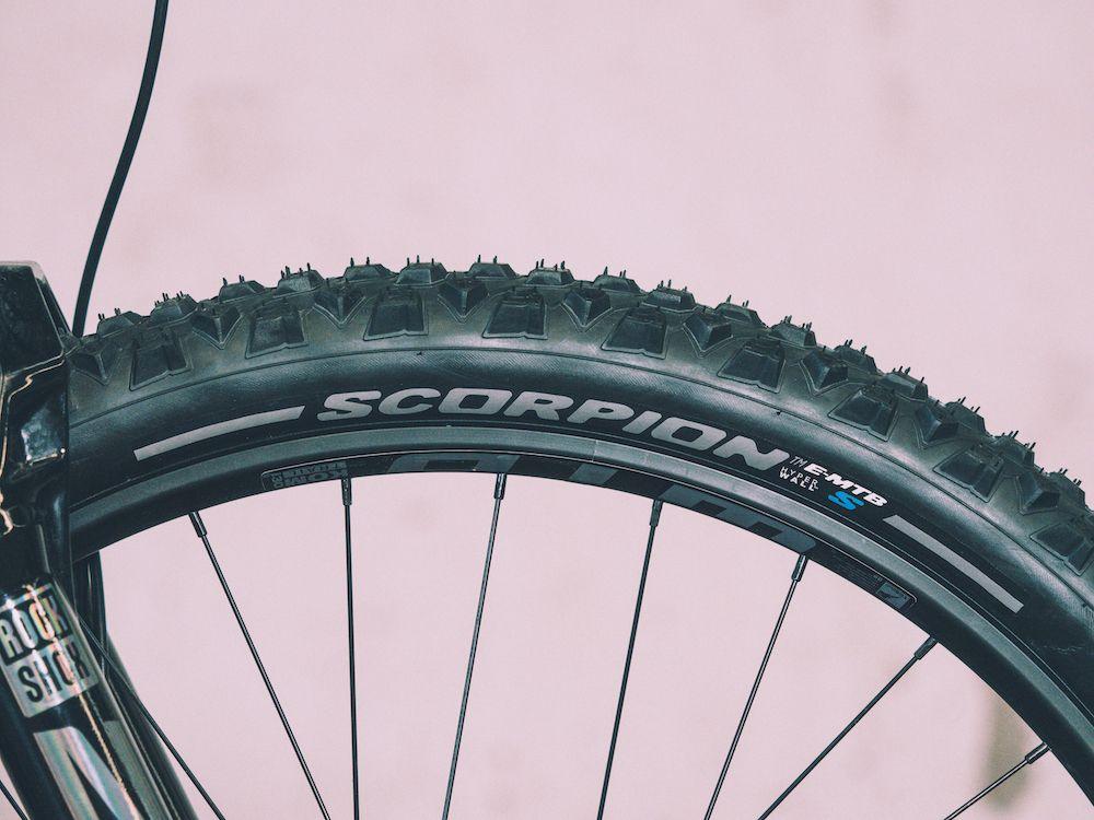 Neumáticos E-MTB Pirelli Scorpion R y S