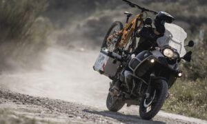 El Triangulo del Desierto de los Monegros - MTB & Moto