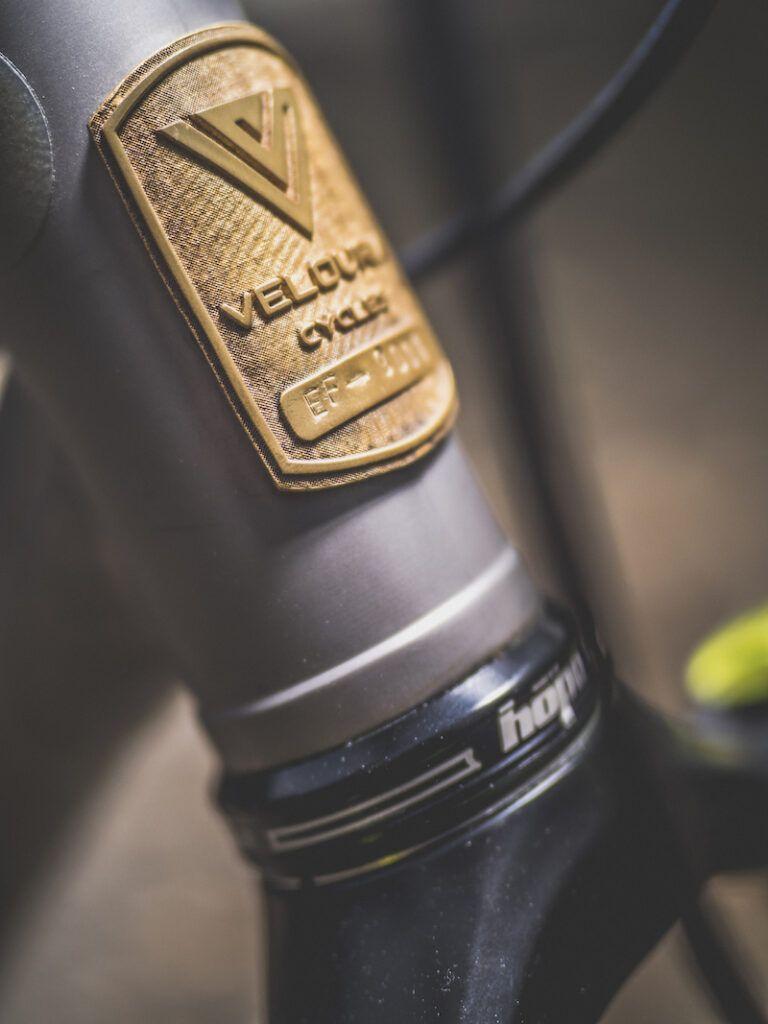 Velouria Cycles, Titanio Made in Spain