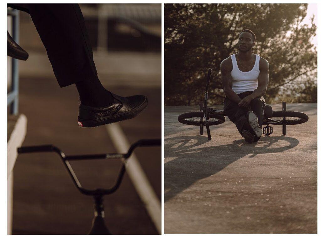 Vans Slip-On BMX presenta los mejores vídeos de Courage Adams